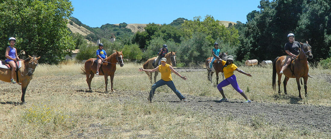Horseback Riding Lessons & Activities