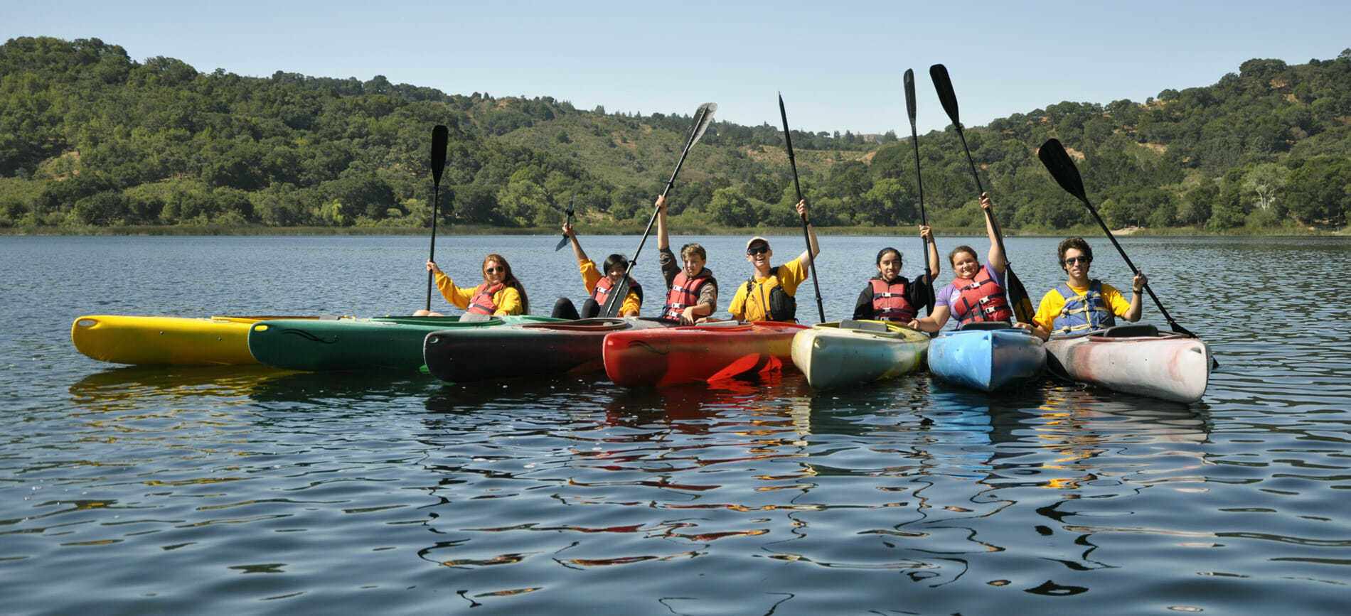 Reservoir Activities – Sports, Crafts, Adventure, Outdoors, Environment