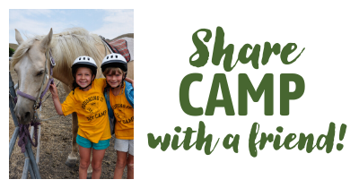 Share Camp With a Friend