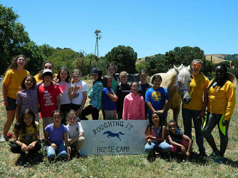 Horse Day Camp